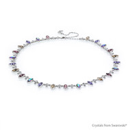 Divine Nature Necklace Embellished With Swarovski® Crystals