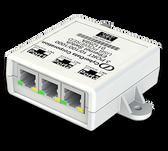 011259 - 3 Port PoE Gigabit Port Mirroring Switch