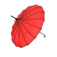 Tatyana Umbrella - Red
