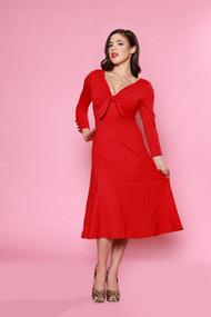 Bettie Page La Dolce Vita - Red