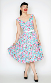 Bernie Dexter Saturday Night Dress - Cherry Blossom