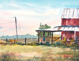 Sandy Acres Barn