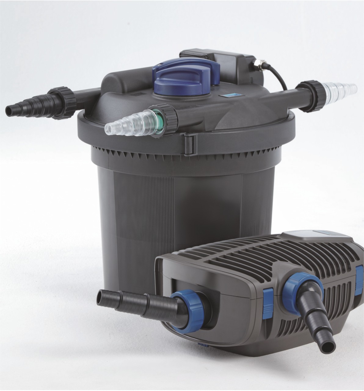 Oase filtoclear 12000 set pond filter for Pond pump and filter sets