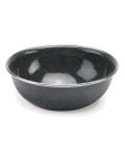 Enamelware with Stainless Steel Rim 15cm Bowl