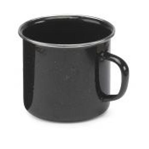 Enamelware with Stainless Steel Rim 360ml Mug
