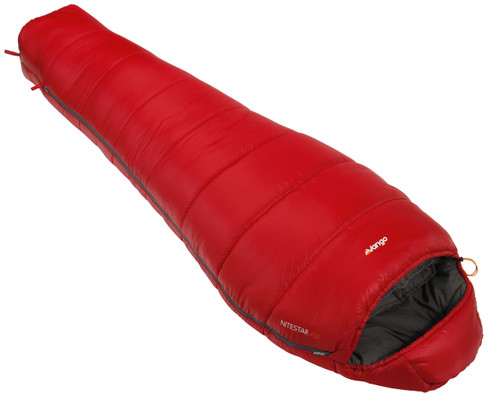 Vango Nitestar 450 Sleeping Bag (Red)