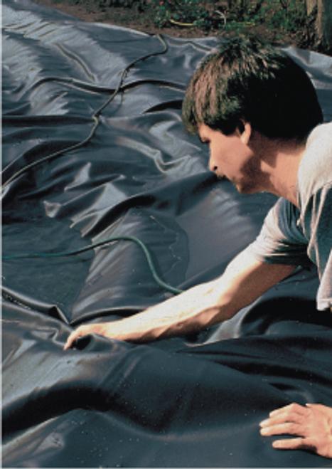 Oase Alfafol 0.5mm PVC Pond Liner 4 x 3m