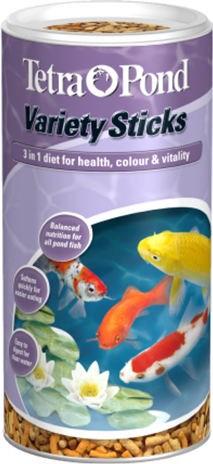 Tetra Pond Variety Sticks 1 Litres