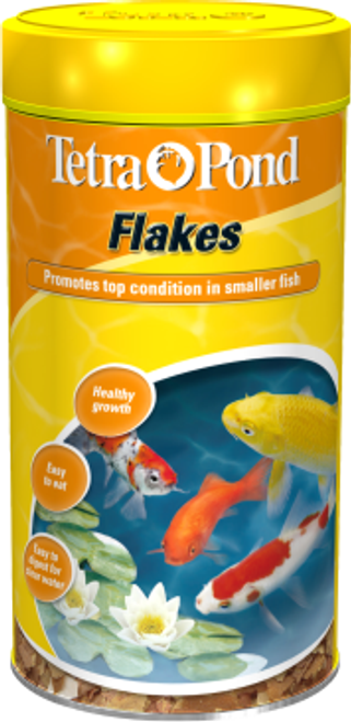 Tetra Pond Flake 500ml