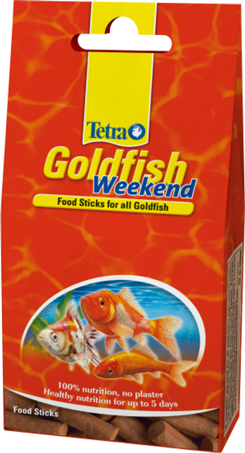 TetraGoldfish Weekend Holiday Food