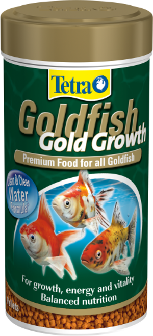 Tetra Goldfish Gold Growth 113g