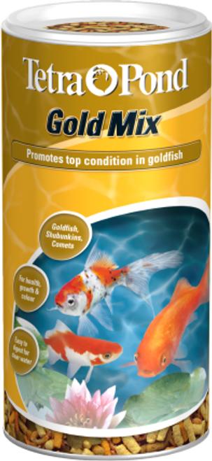 Tetra Pond Gold Mix 1 Litre