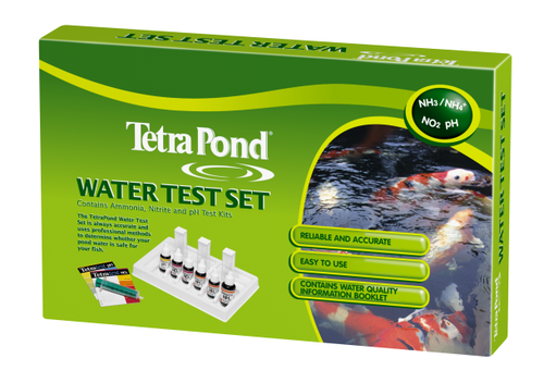 Tetrapond Water Test Kit