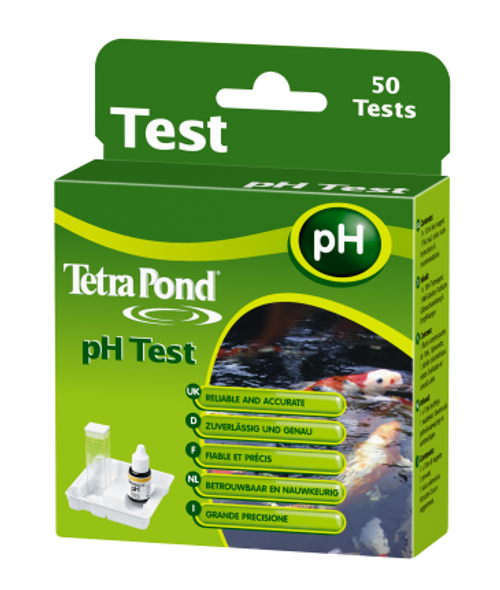 Tetrapond pH Test Kit