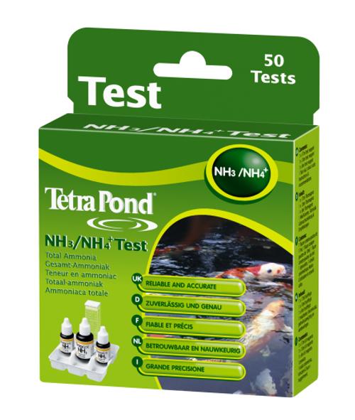 Tetrapond Ammonia Test Kit