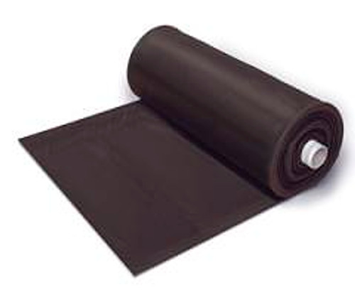 Butyl Rubber Pond Liner 6 Metres Roll