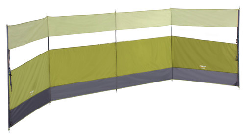 Vango 5 Pole Family Windbreak - Herbal