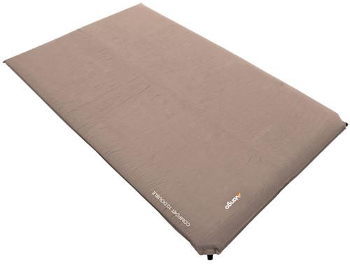 Vango Comfort 10 Double Mat (Nutmeg)