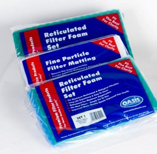 Pond Filter Foam Set 6