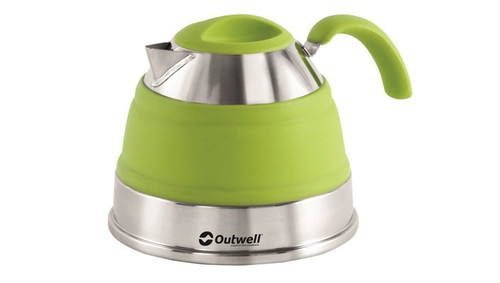 Outwell Collaps Kettle 1,5 L Green