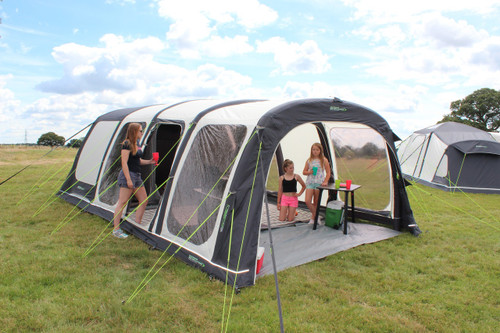 Outdoor Revolution Airedale 6 Tent Package with Carpet + Footprint