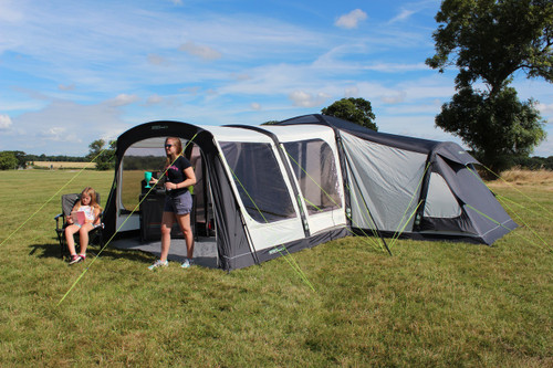 Outdoor Revolution Airedale 8 Tent Package with Carpet + Footprint
