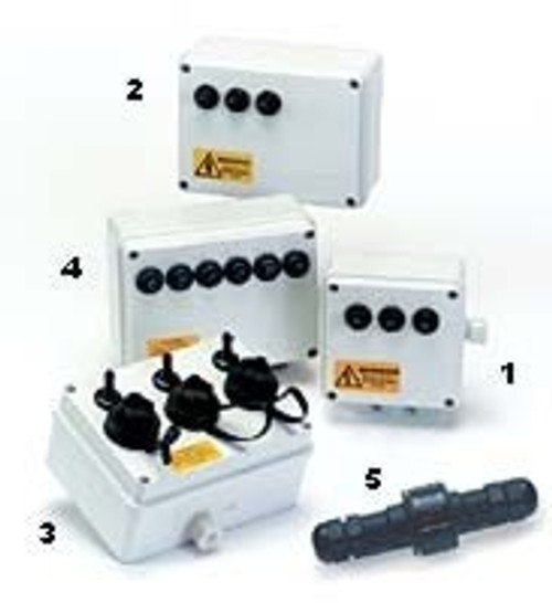 Oasis Universal 3 Way Switch Box