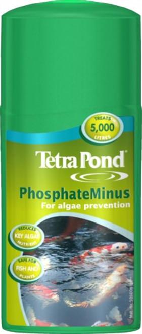 Pond Phosphate Minus