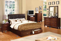 Enrico III Queen Bed