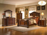 Homelegance 564 Bedroom Set