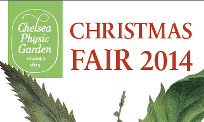 Chelsea Physic Garden Christmas Fair
