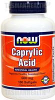 NOW Foods Caprylic Acid