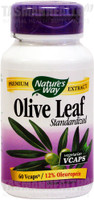 Nature's Way Olive Leaf