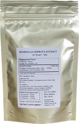 Boswellia Serrata Extract Powder