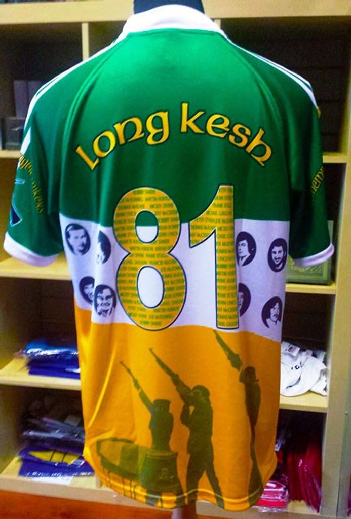 Long Kesh 81 Jersey