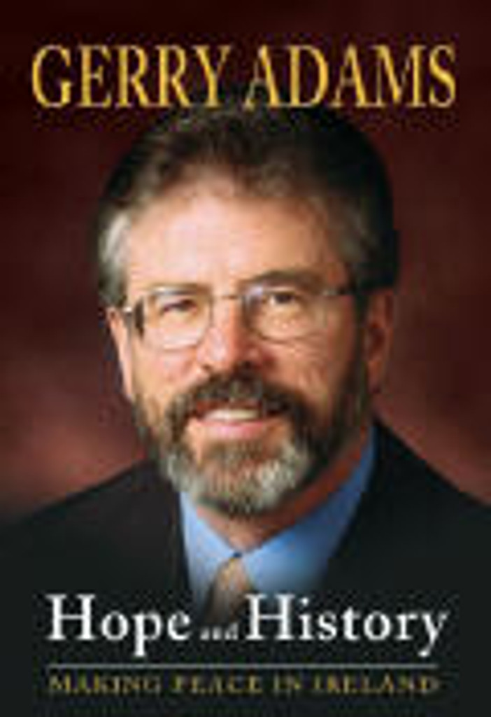 Hope and History by Gerry Adams (Paperback)