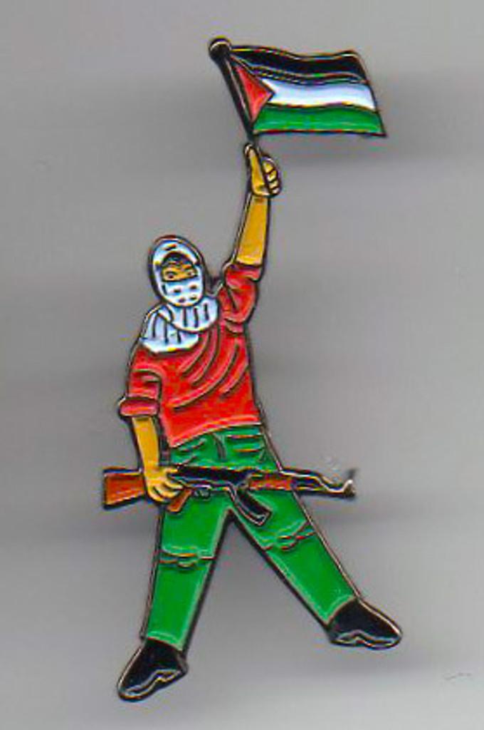 Resistance pin