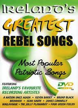 Ireland's Greatest Rebel Songs-Various Artists -  (DVD)
