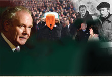 Martin McGuinness Official Portrait  Special Limited Edition Prints