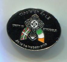 Euskal Herria (Basque Country) & Ireland - Unity In Struggle Badge