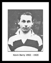 Kevin Barry 1902-1920 Framed Picture