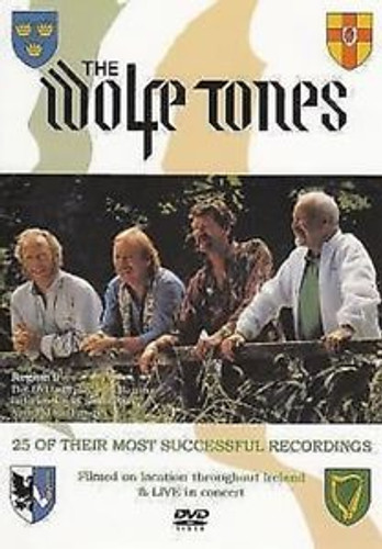 Wolfe Tones 25 Of Their Most Successful Recordings DVD