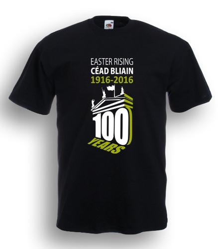 Easter Rising Céad Bliain T Shirt