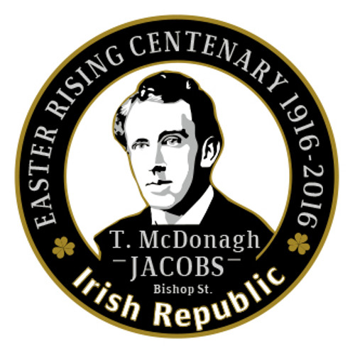 Thomas MacDonagh 1916 Centenary Badge