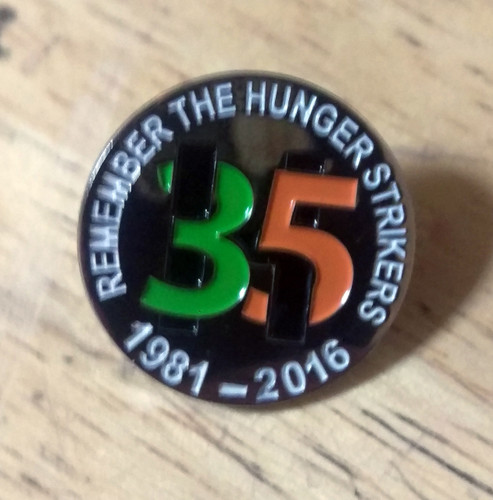 35th Anniversary Badge
