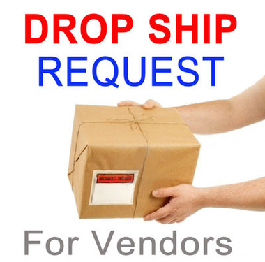 Image of Request a Drop Ship (For Merchants) - Click to View Details