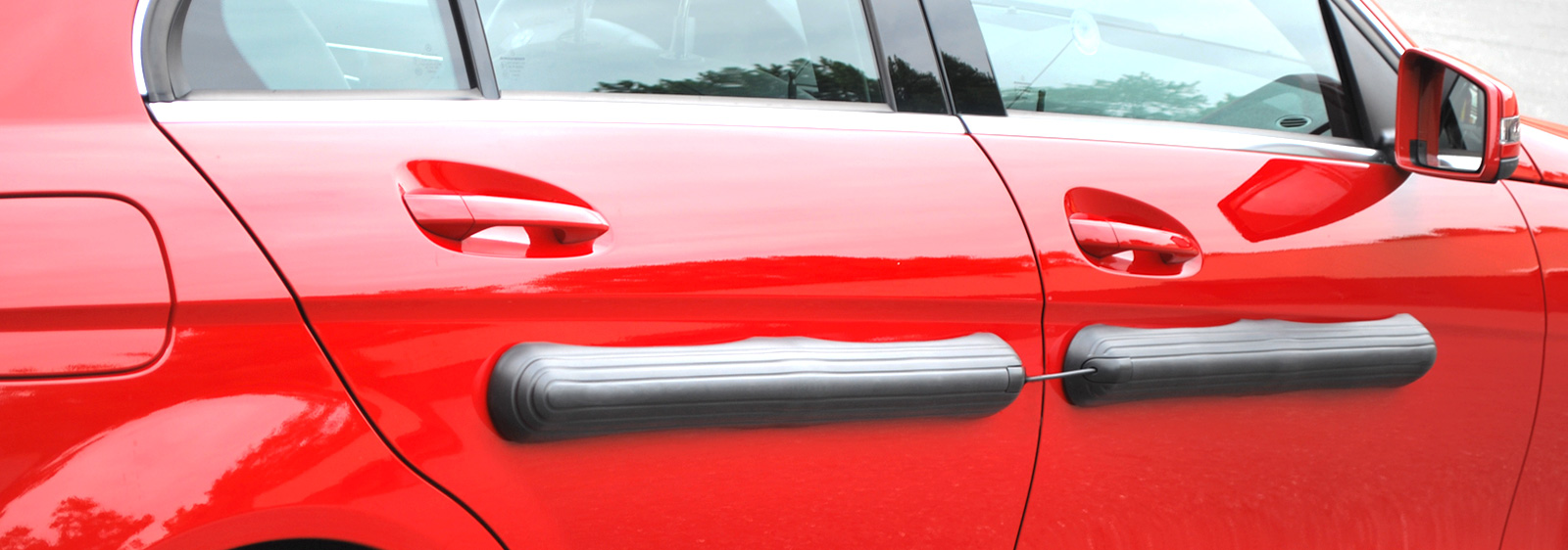 Eurobumperguard factory direct bumper protection rear bumper car door protection rubansaba