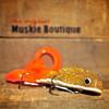 Orange Tail Walleye