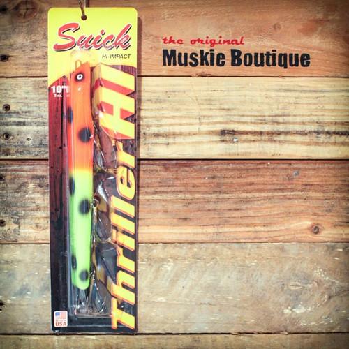 "Suick - High Impact Thriller - 9"""