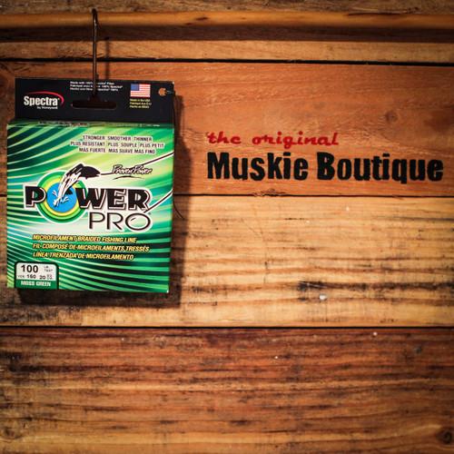 PowerPro - 150 YDS - Moss Green